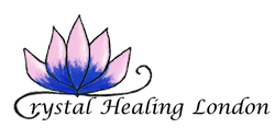 Crystal Healing London Logo